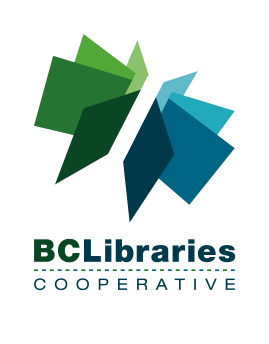 Graphic of log for BC Libraries Cooperative