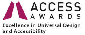 Graphic of Access Awards logo